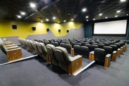 Everyman Belsize Screening Room