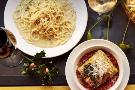 italian restaurant london