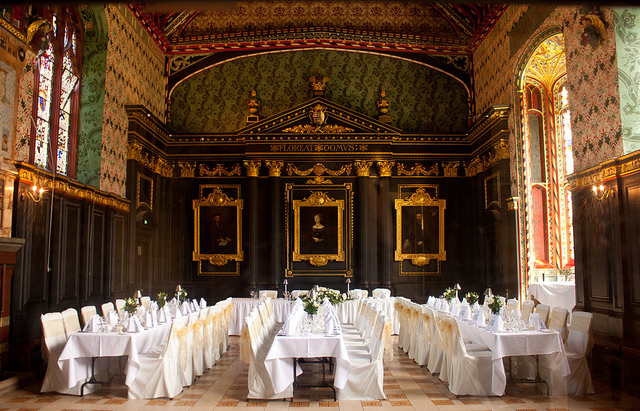 Three Stunning Medieval Wedding Venues In The Uk Function Fixers