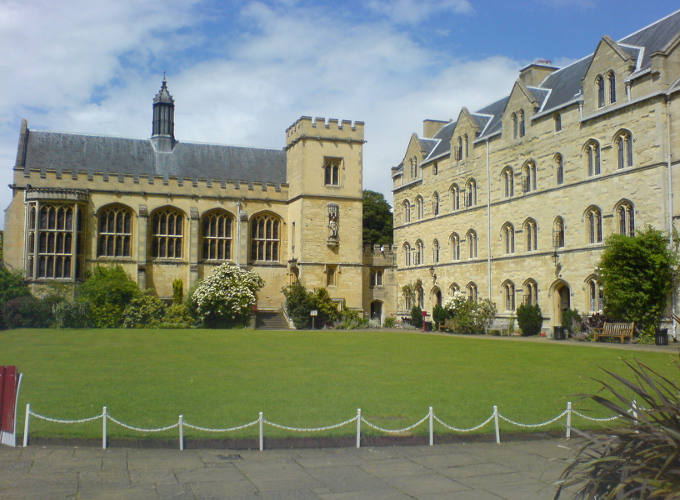 Academic Venue - Pembroke College
