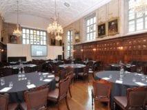 Banqueting Hall Cabaret style
