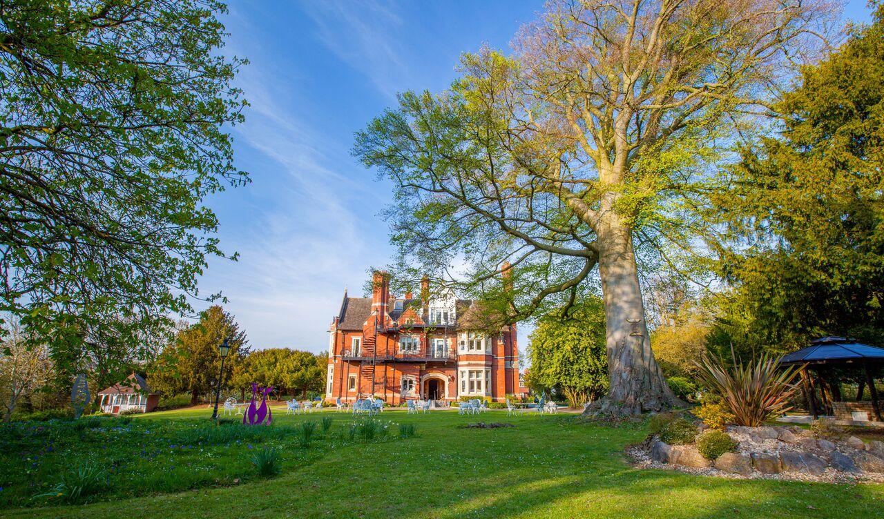 summer parties berwick lodge