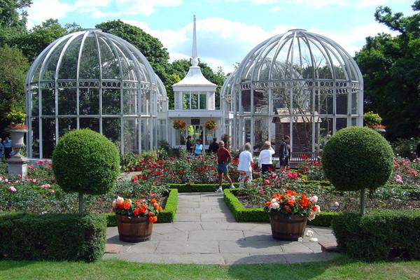 Birmingham Botanical Glasshouses