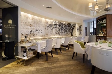 private dining london