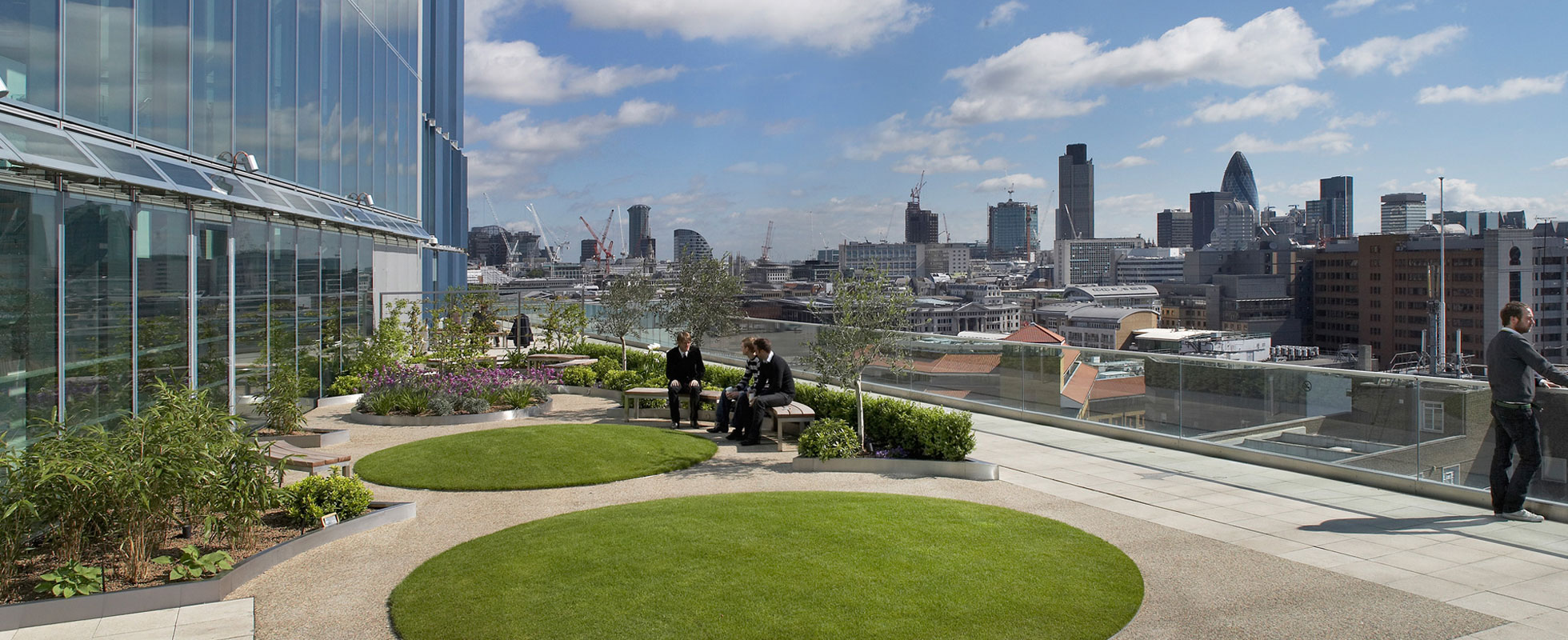 Top 10 Roof Terraces In London Function Fixers