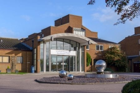 Venue Cranfield Conference Centre