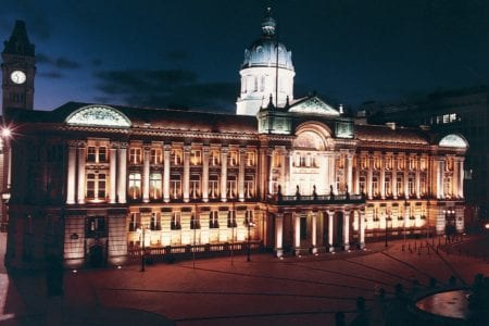 Council house corporate events