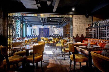 Coya Mayfair Restaurant