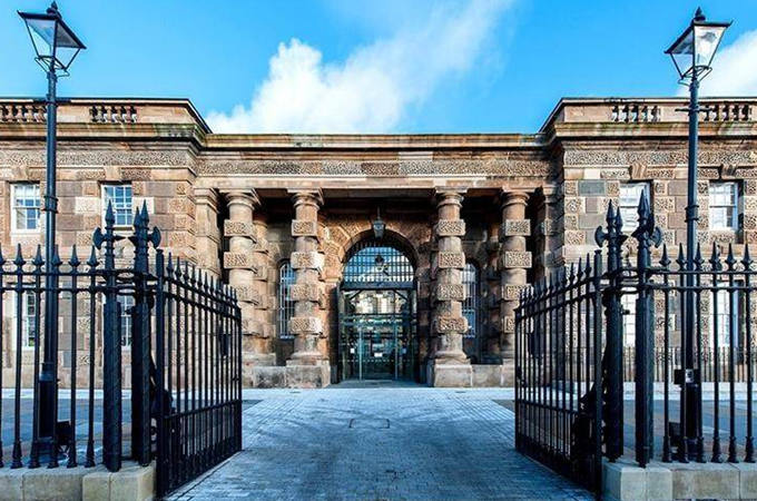 Crumlin Road Gaol Belfast Image
