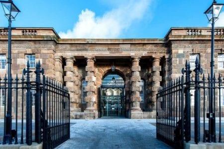 Historic iconic prison unusual venue
