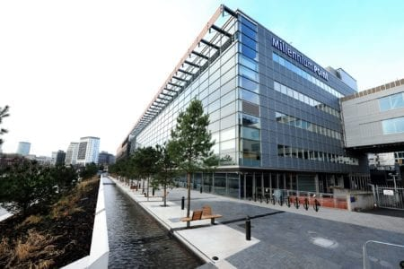 millennium point birmingham