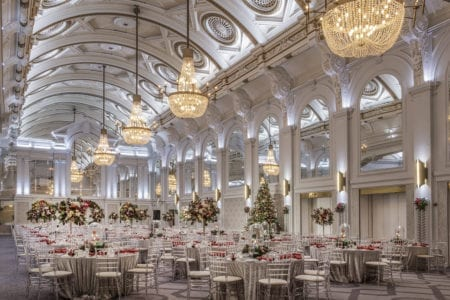 Gala dinner venues London