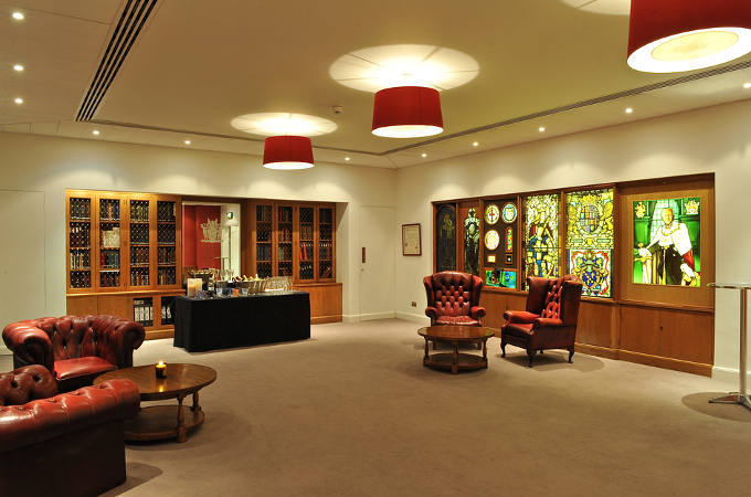 Glaziers Hall London - Library Room Image