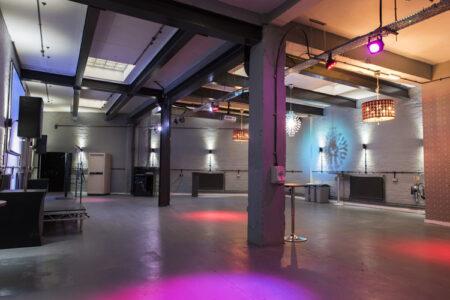 Hackney house party venue