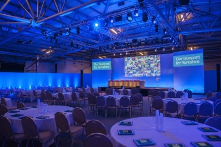 large conference venue yorkshire
