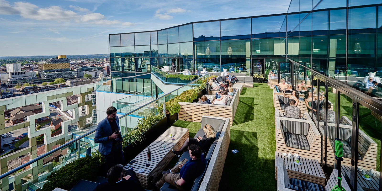 Rooftop Function Rooms Birmingham