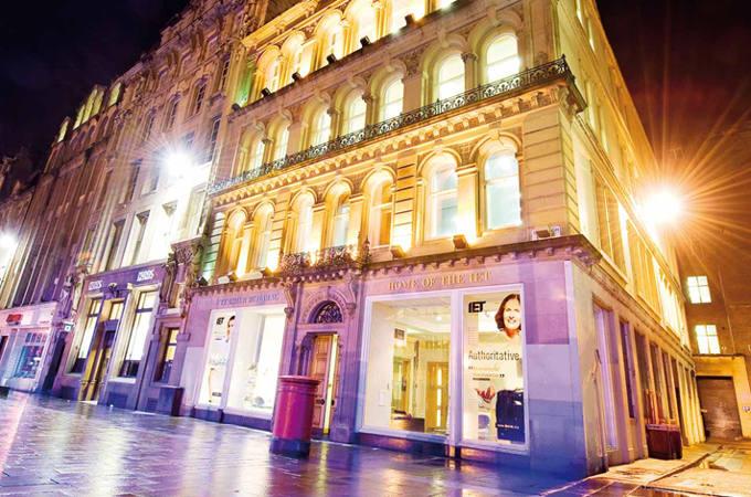 IET Glasgow Image