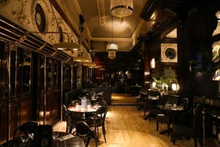 Browns Manchester private dining