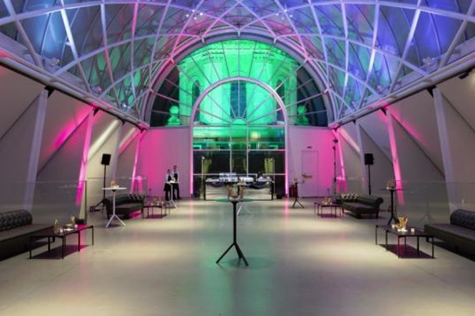 Imperial War Museum summer party venue London