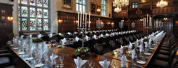 Ironmongers' Hall - Shaftesbury Place - Barbican