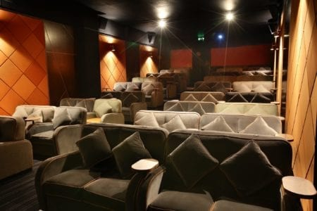 Everyman Baker Street Screening Room