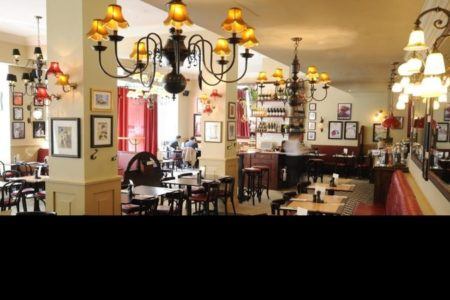 Cafe Rouge Exclusive Hire