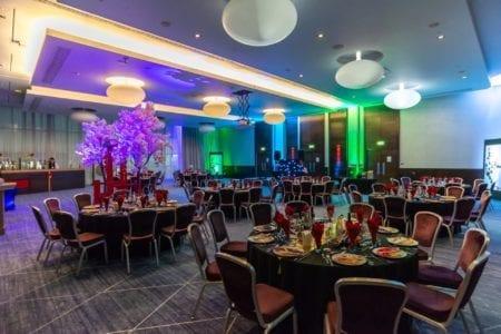 Corporate Christmas parties London
