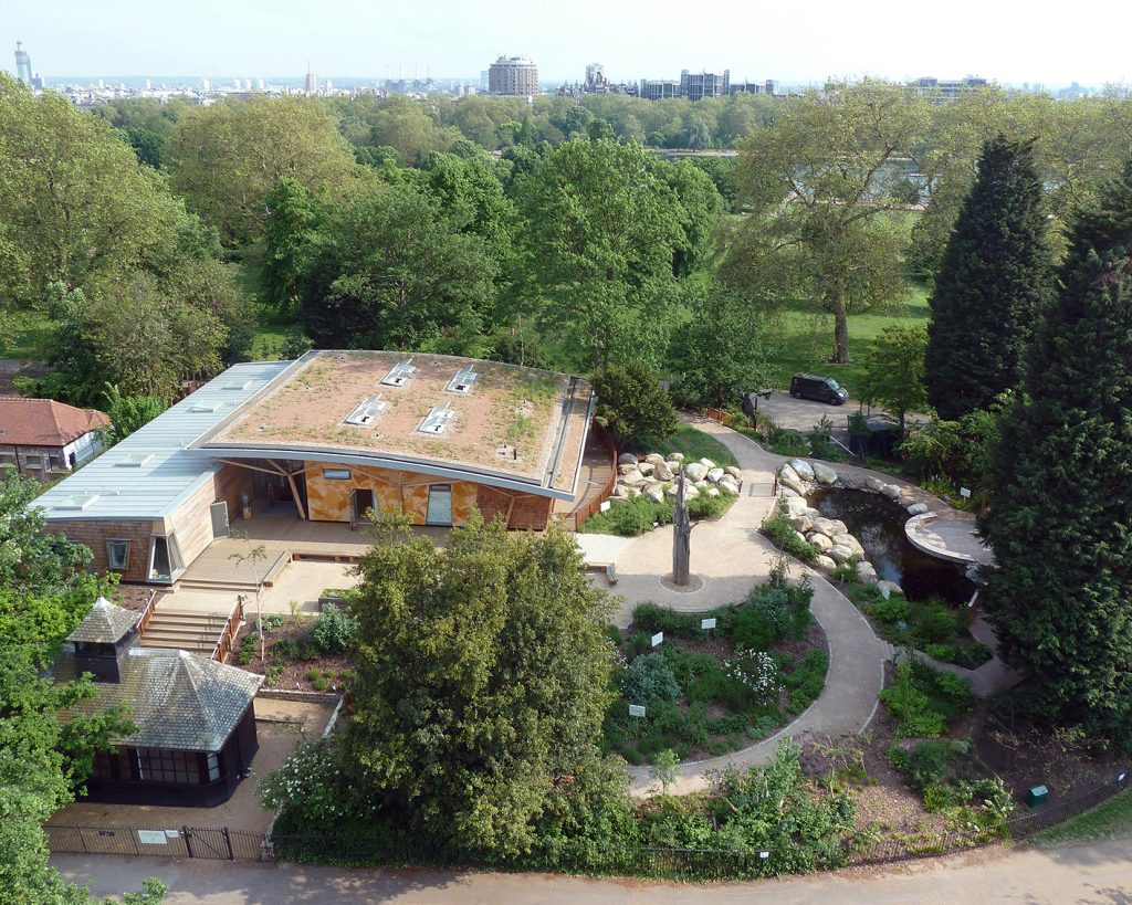 The Lookout summer party venue