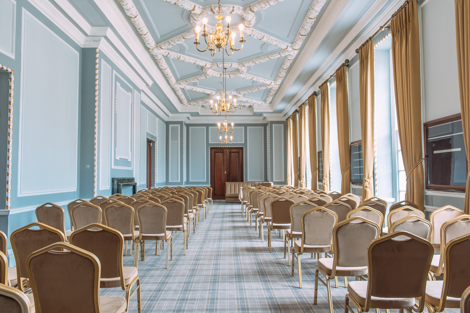 Book Manchester Hall For Free With Function Fixers