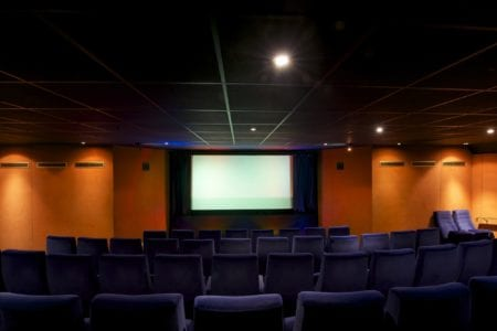 curzon screening room