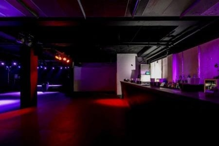 blank canvas venue east london