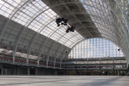 exhibition venue london