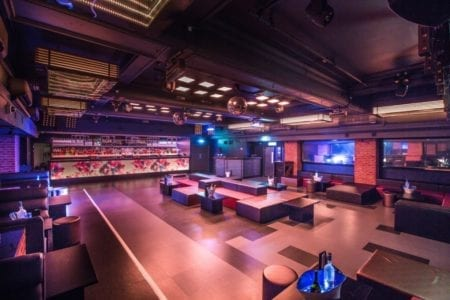 sway bar party venue