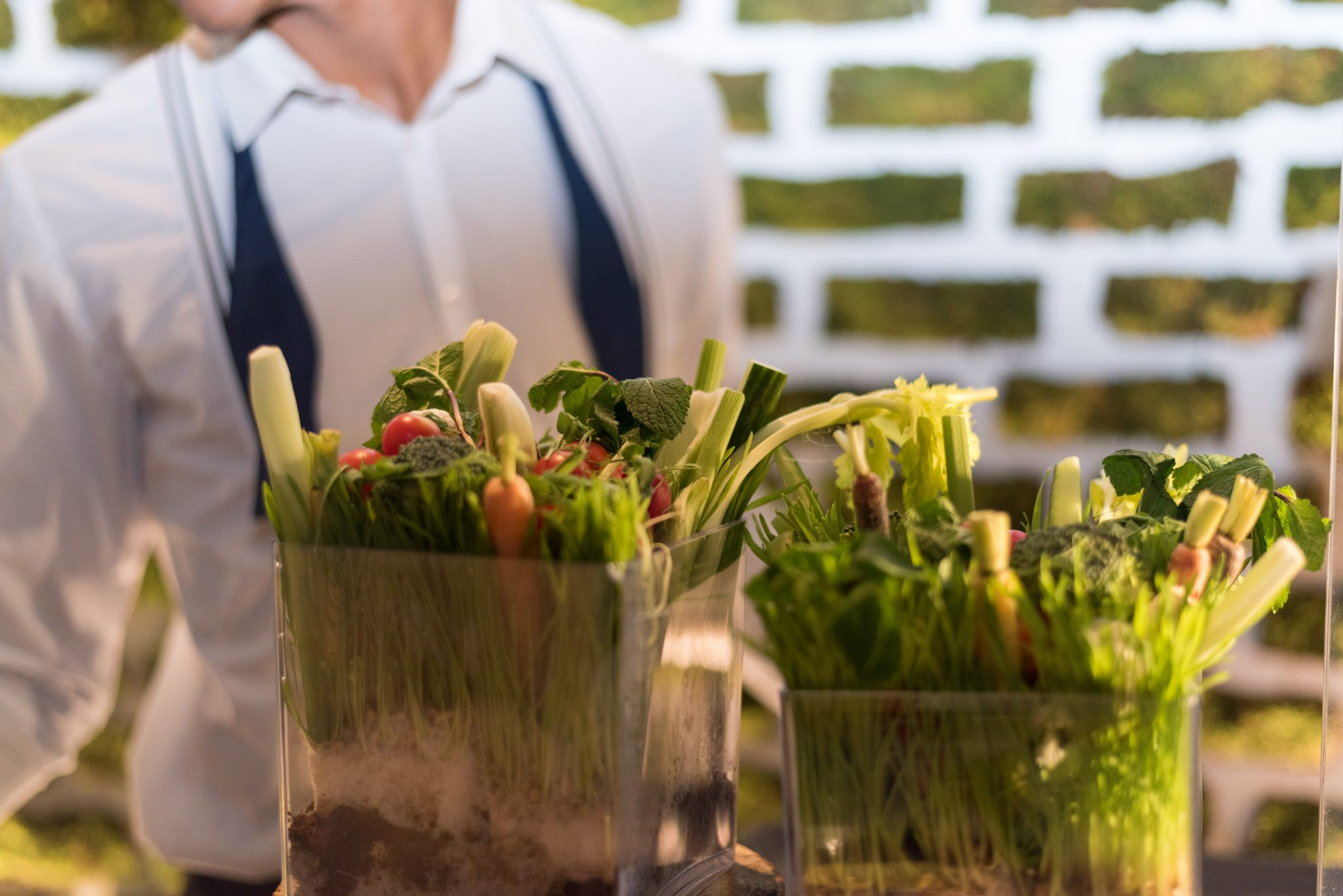 raw food stations