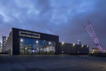unique events venue east london
