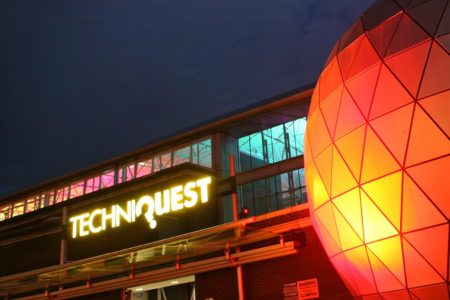 techniquest venue
