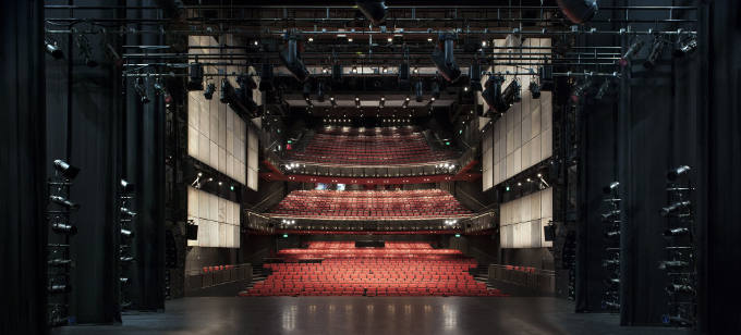 Sadler's Wells Auditorium