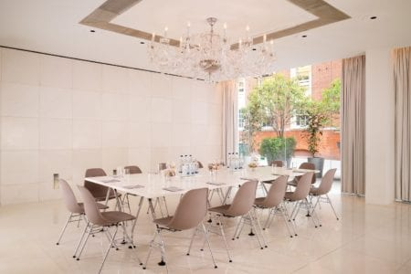 quirky meeting room london