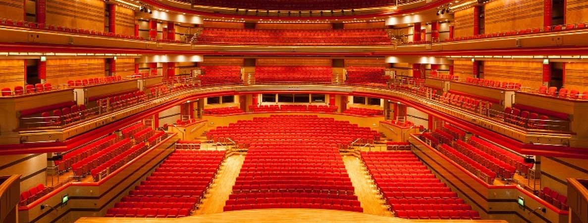 Book Symphony Hall Birmingham For Free With Function Fixers