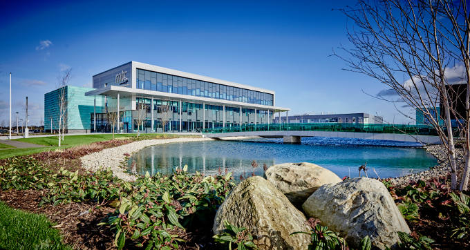 The Manufacturing Technology Centre (MTC) Coventry Exterior Image