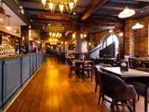 The Old Thameside Inn – bar