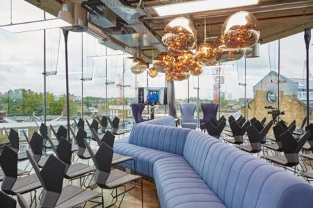 Interchange hosting venue