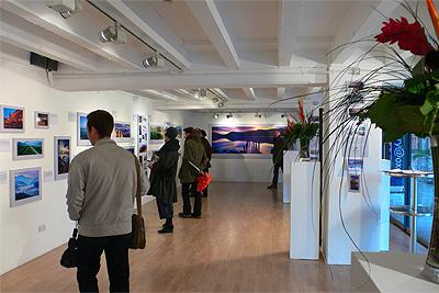 bargehouse exhibition venue
