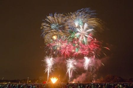 Wanstead Flats (Guy Fawkes Night) – Saturday 5th November 2016