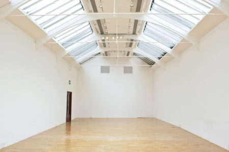 Whitechapel Gallery event space