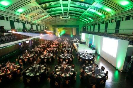 York Hall events venue
