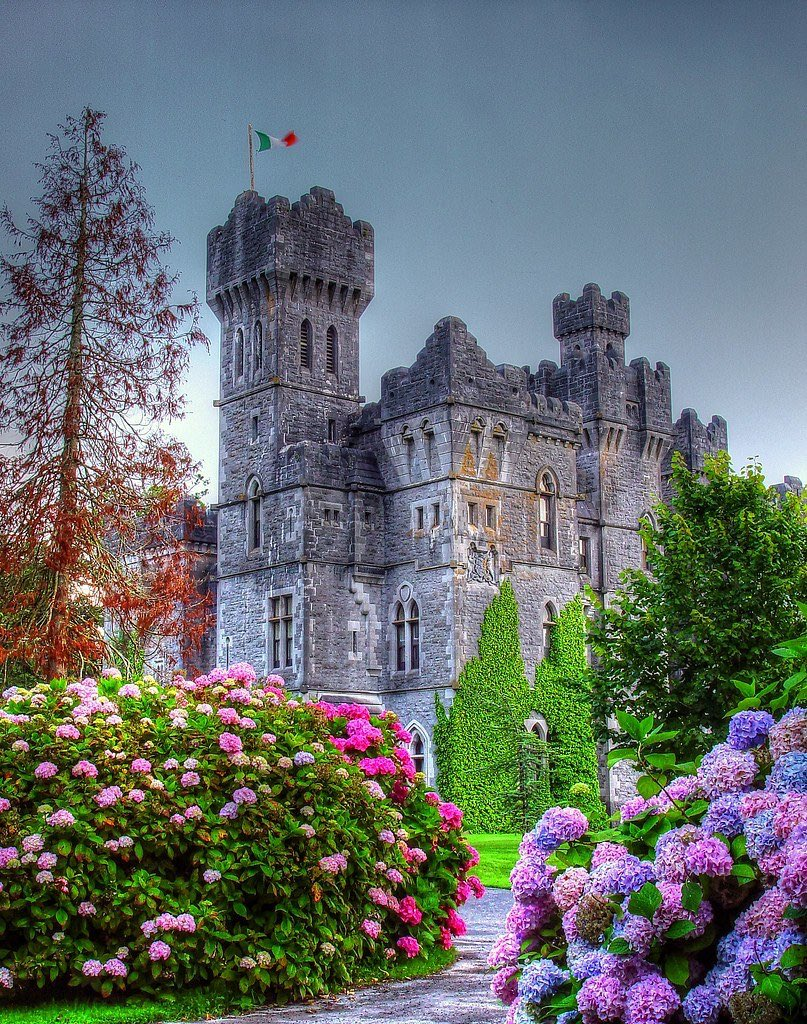 ashford castle wedding venue