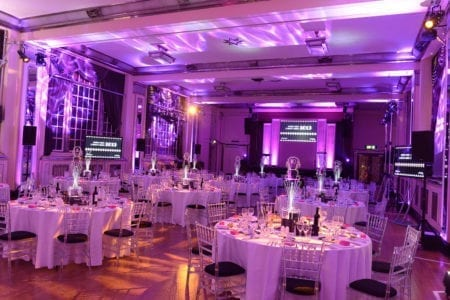 Awards ceremony venues - Function Fixers