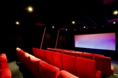 Bfi theatre style
