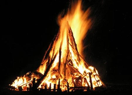 Bonfire night London 2016